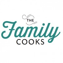 """""""The Family Cooks"""" Available for Pre-Order (Published April 2014)"""